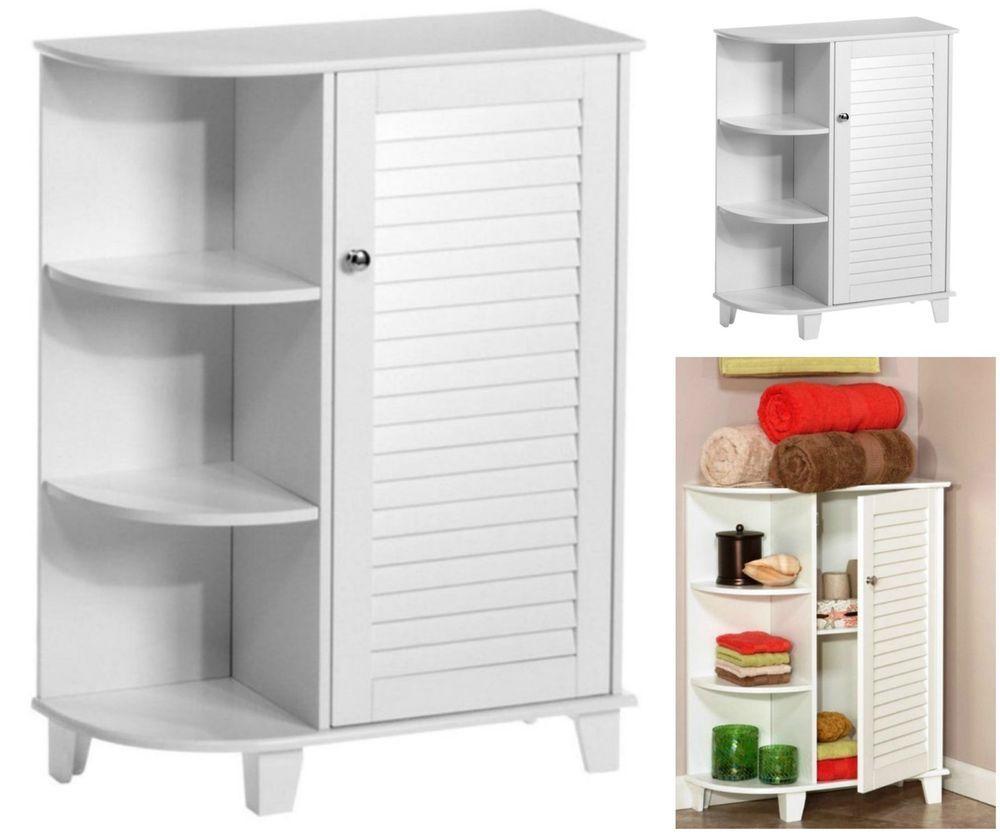 Floor storage cabinet cupboard pantry kitchen bathroom living room