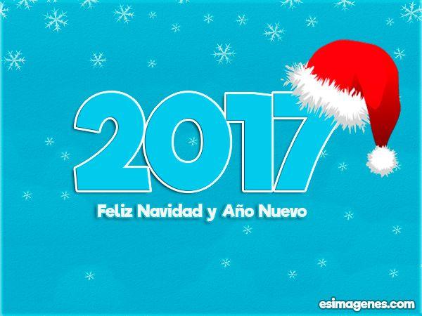 Tarjetas y postales para desear feliz a o 2017 im genes - Felicitaciones ano 2017 ...