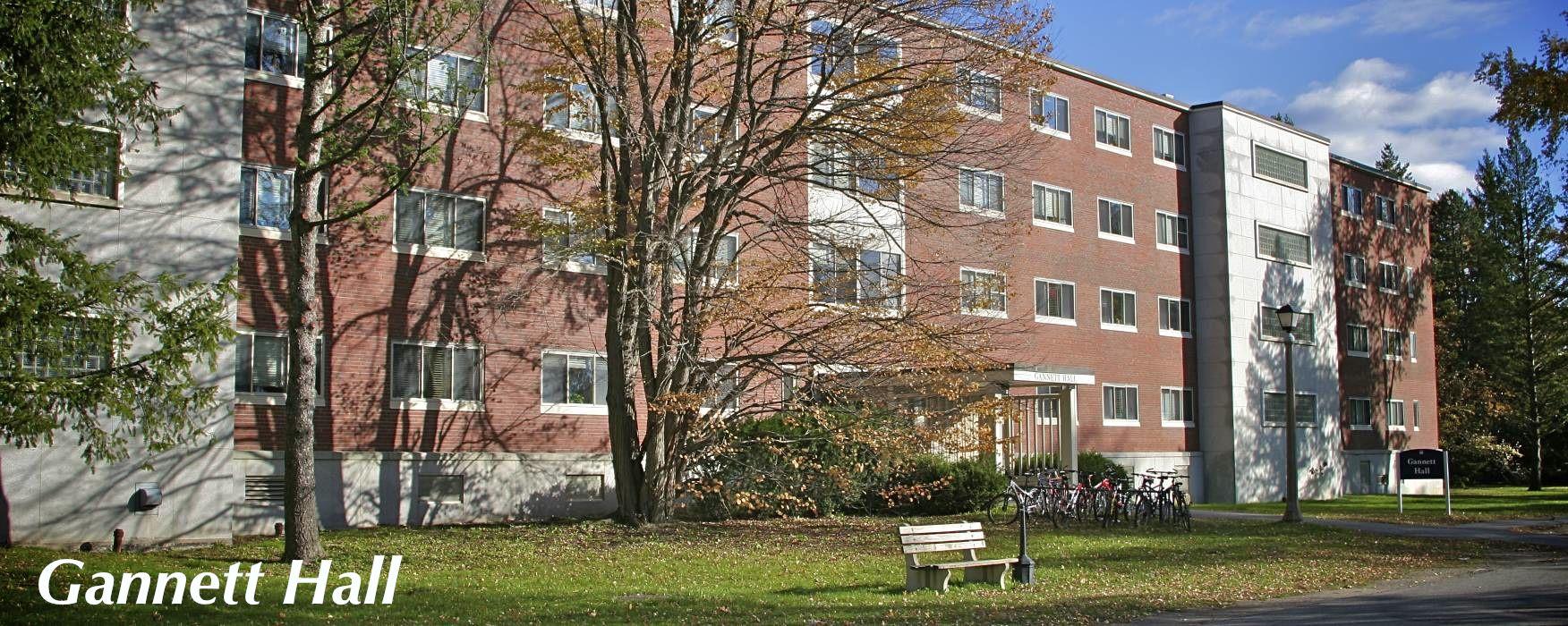 Gannett Hall, first year housing.   UMaine Housing   Pinterest ...