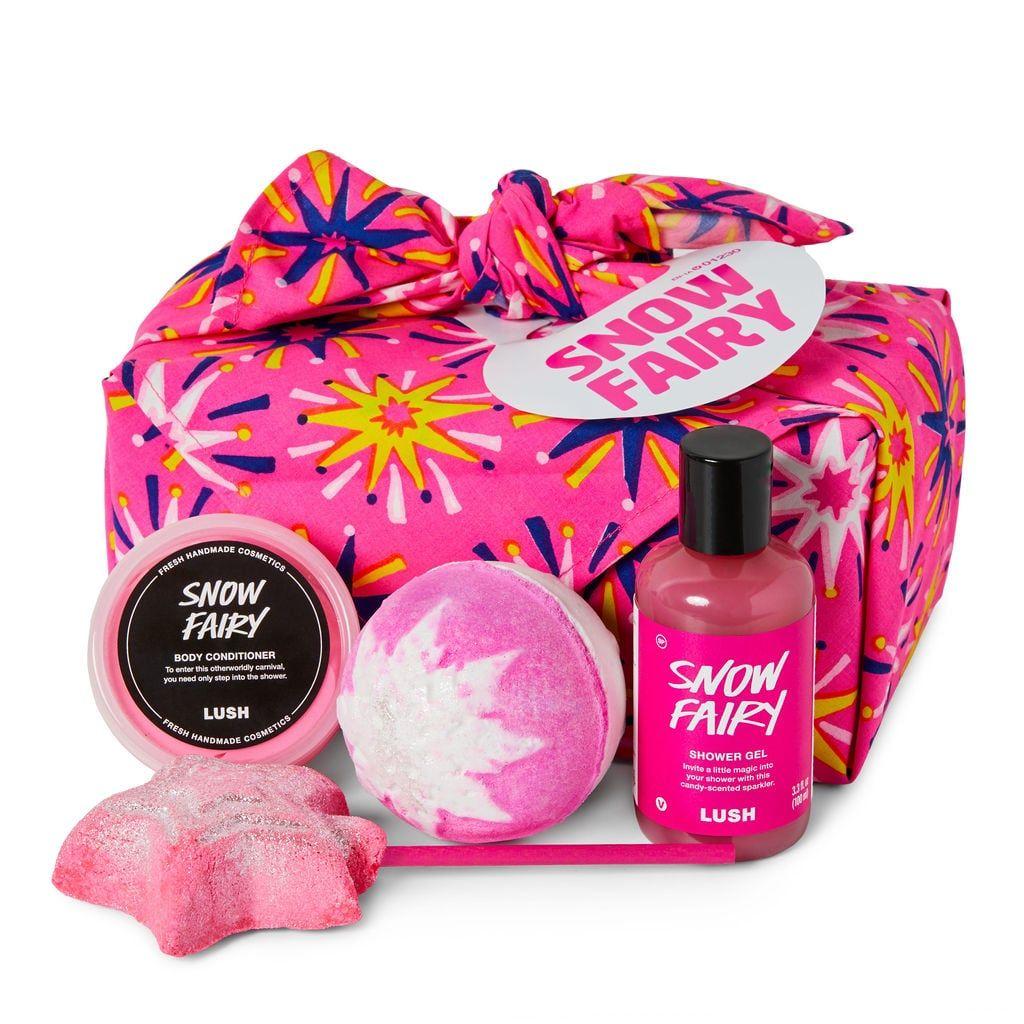 Lush Snow Fairy Gift Set Snow Fairy Lush Christmas Lush Gift Set