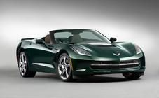 2014 Chevrolet Corvette Stingray Convertible Launches With Premiere