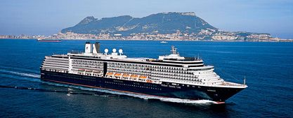 holland cruise line and ships