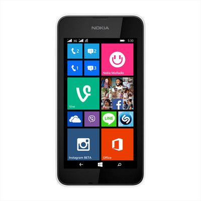 Smarter & Lowest ever! Buy Nokia Lumia 530 Smartphone with