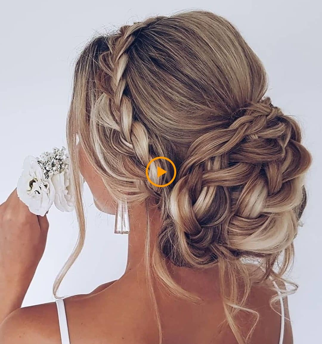 25 Updo Wedding Hairstyles for Long Hair weddingdresses