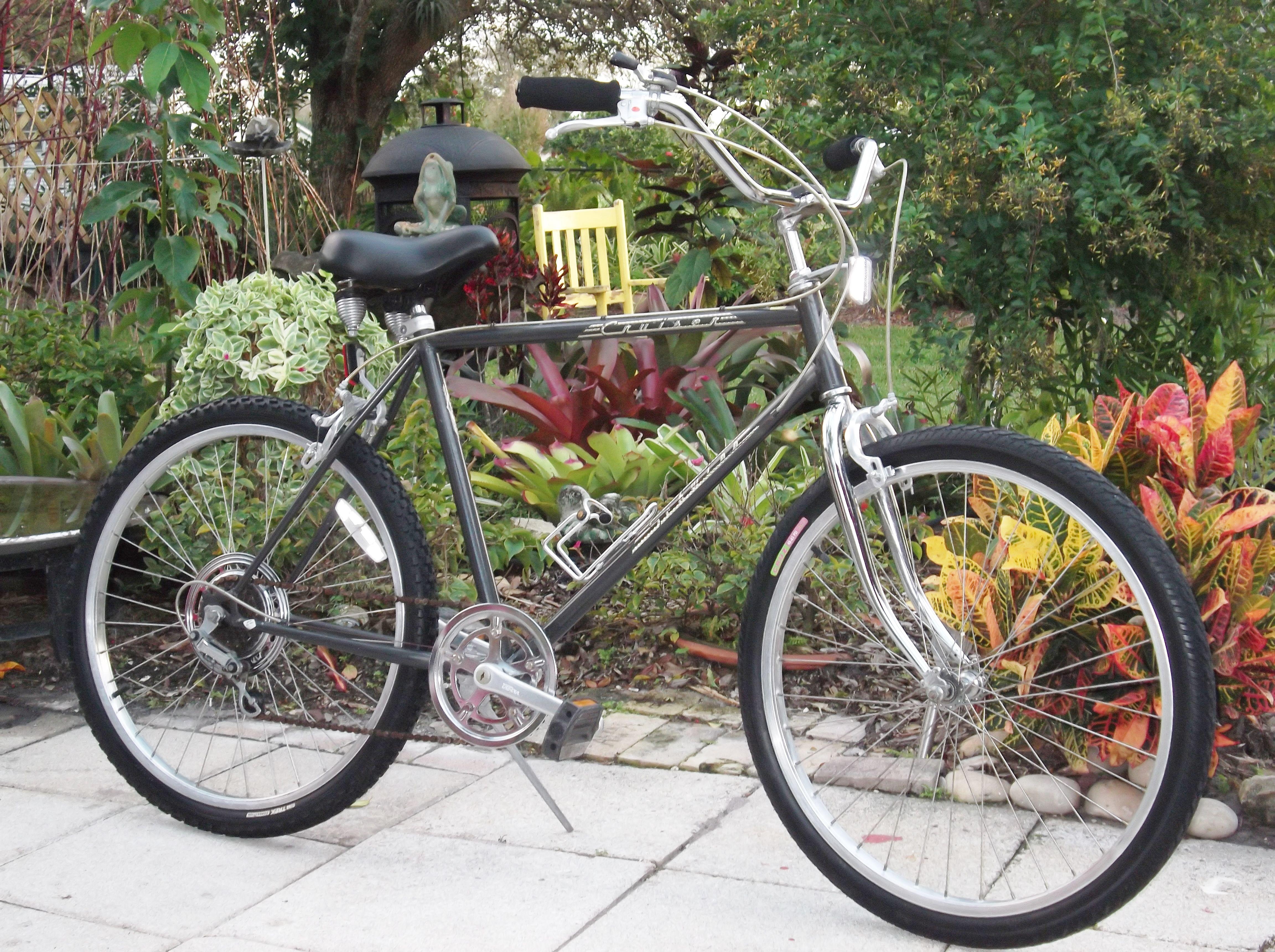 6 speed schwinn cruiser | vans restored bikes | Bike, Vehicles, Bicycle