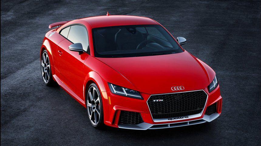 The 2018 Audi TT RS Audi Offers its Sleek Design, Power