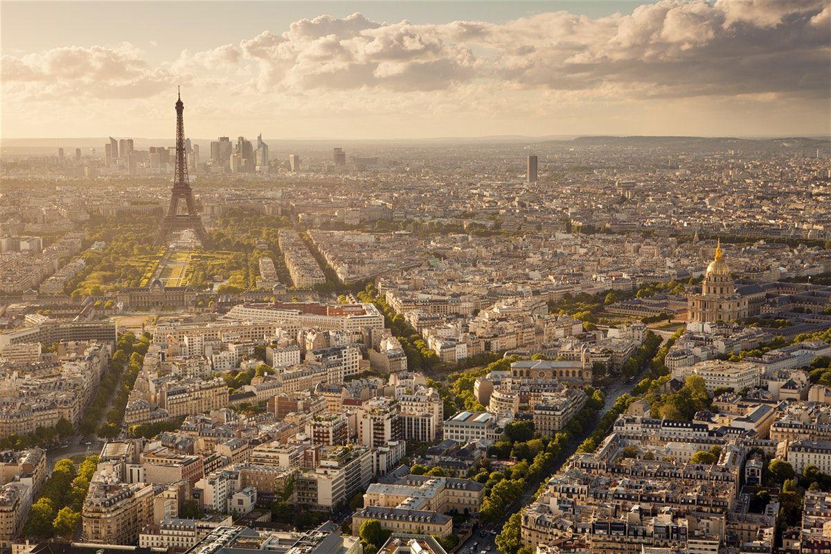 Paris, France – The City of Lights – Tourist Destinations