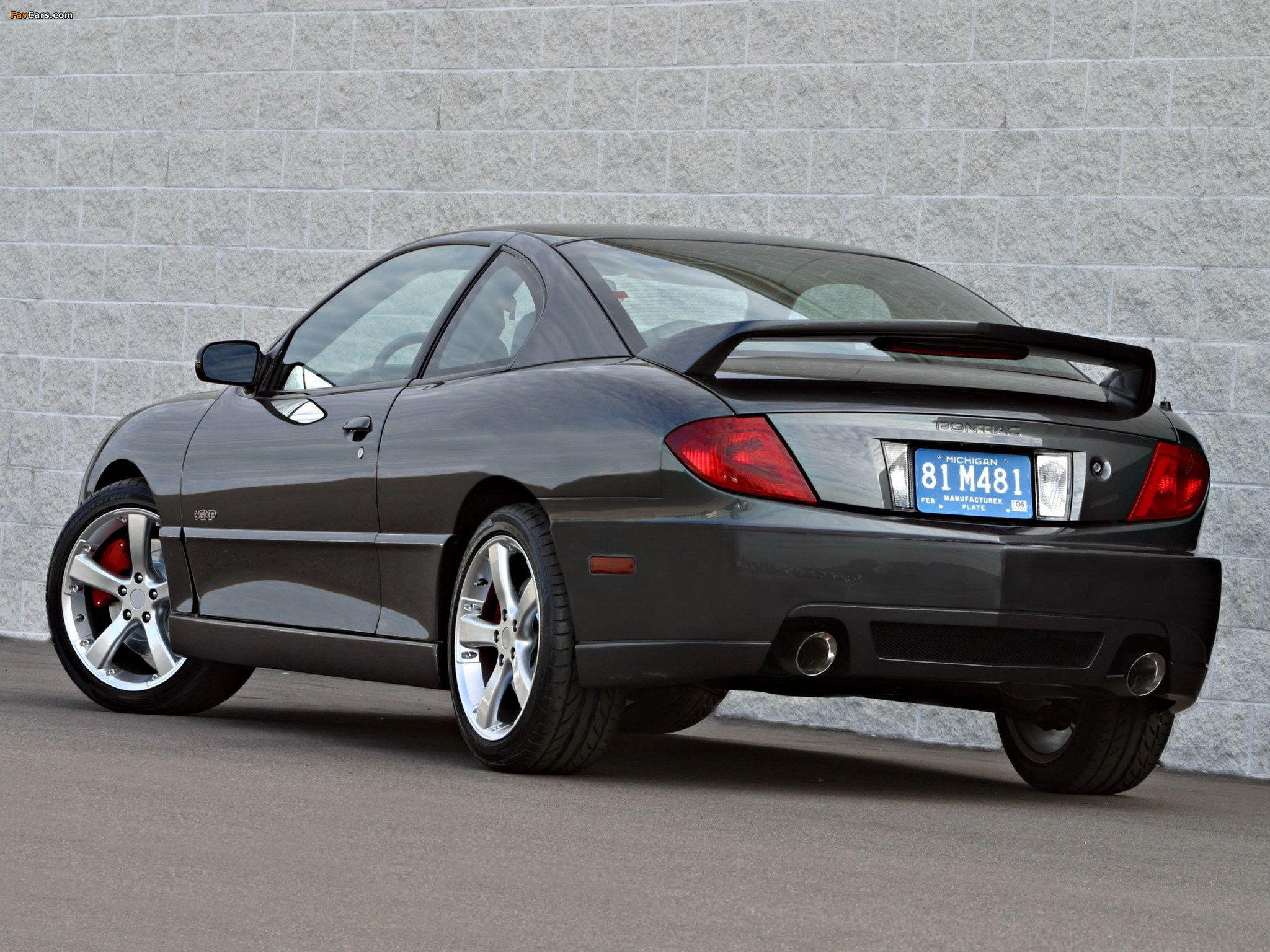 2002 Pontiac Sunfire Gxp Concept Pontiac Sunfire Pontiac Concept Cars