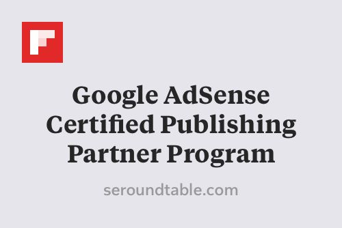 Google AdSense Certified Publishing Partner Program   flipit