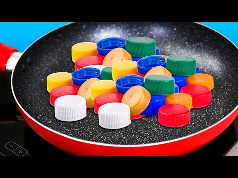 (1315) 33 IDEAS HOW TO REUSE PLASTIC AT HOME - YouTube