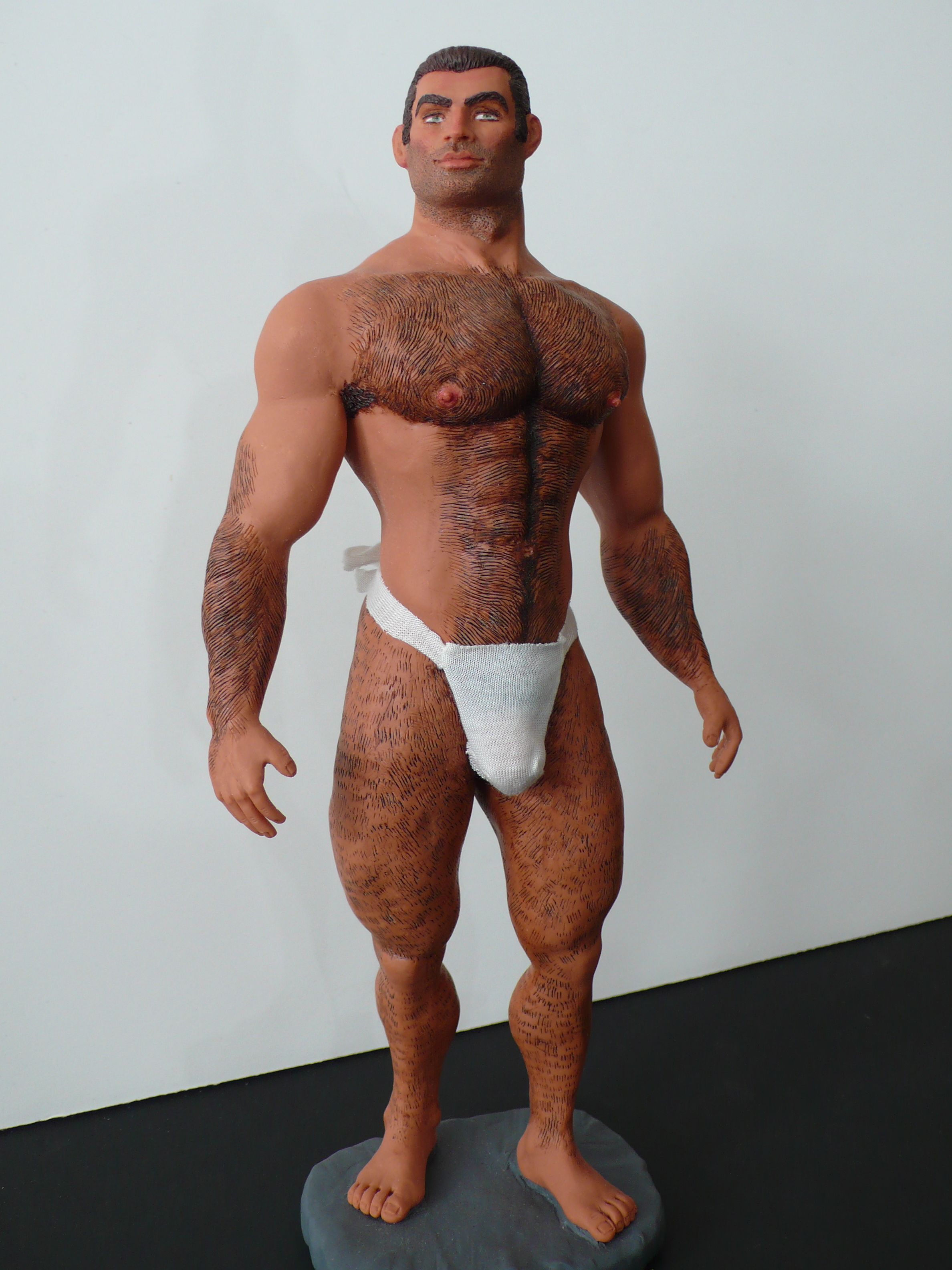 Gay fucking male doll nice hefty penis and 3