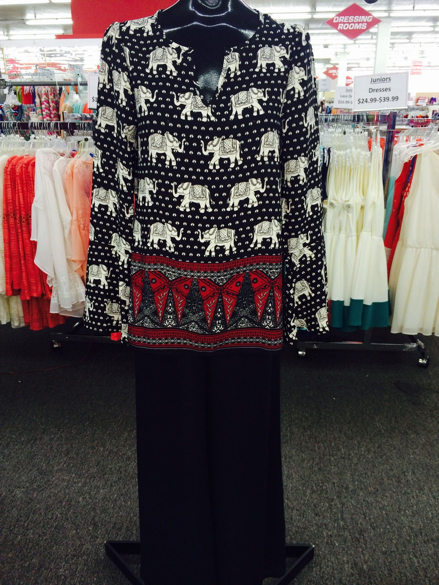 We+are+obsessed+with+this+top.++Beautiful+print,+bell+sleeves....what+more+could+a+girl+want!!!  100%+Polyester  Small+(2-4)+Medium+(6-8)+Large+(10-12)+X+large+(12-14) $26.99