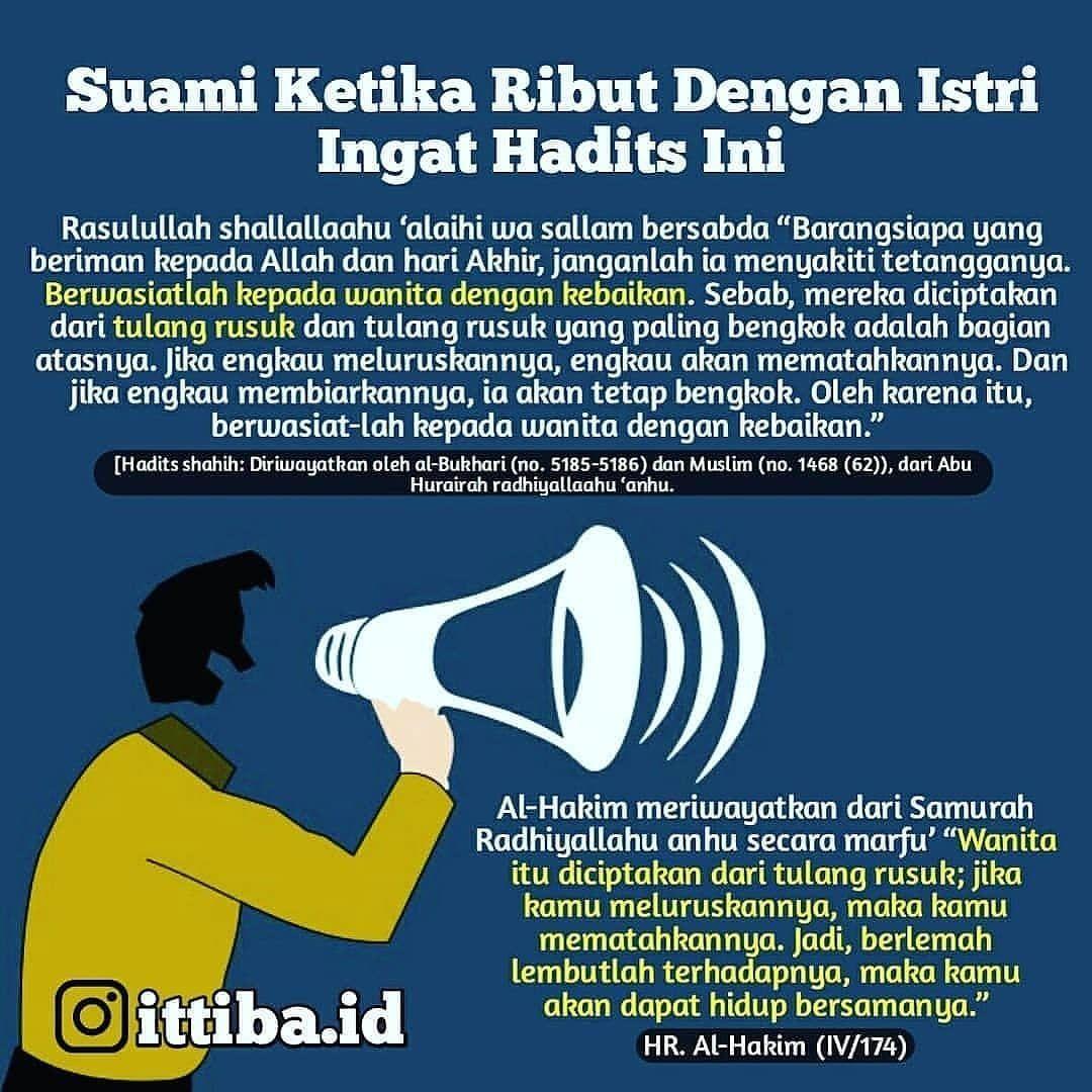 Repost From Manhaj Salaf By Salafyways Menasehati Isteri Dengan