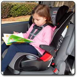 Britax Frontier 85 Combination Booster Car Seat. See more in http ...