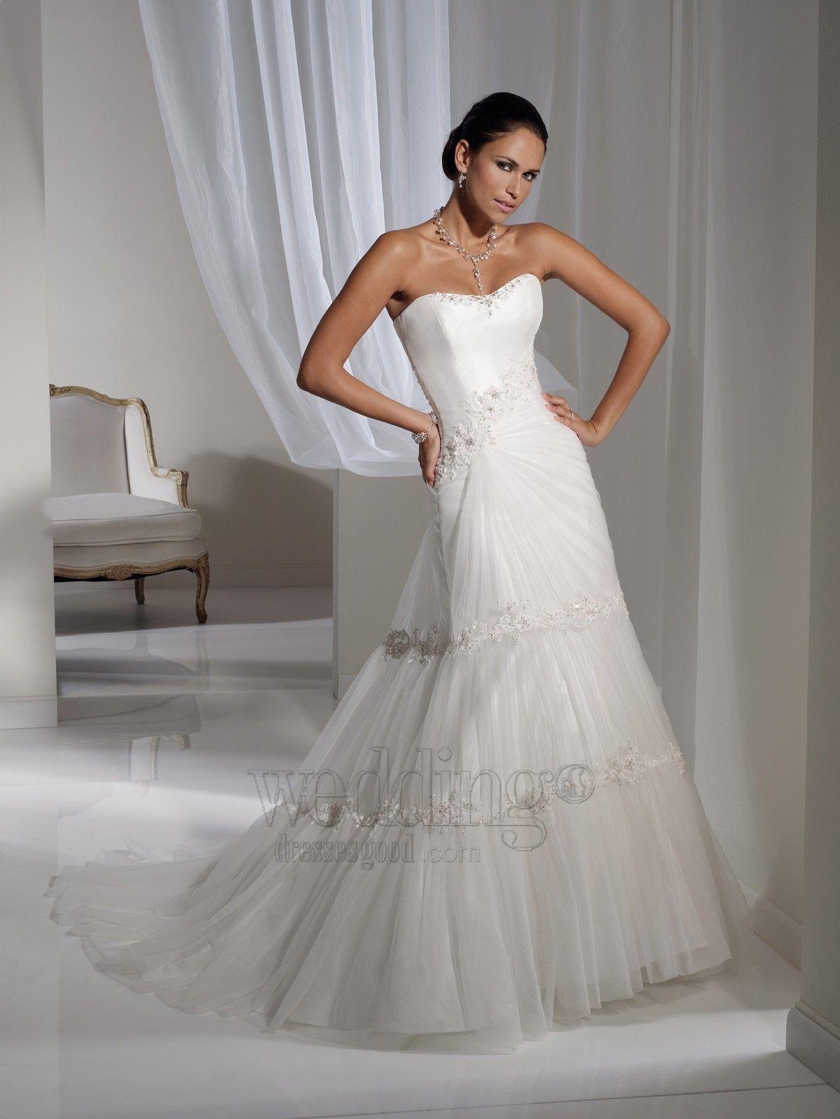 1960 wedding dresses  s wedding gowns   S Style Wedding DressAppliques Wedding