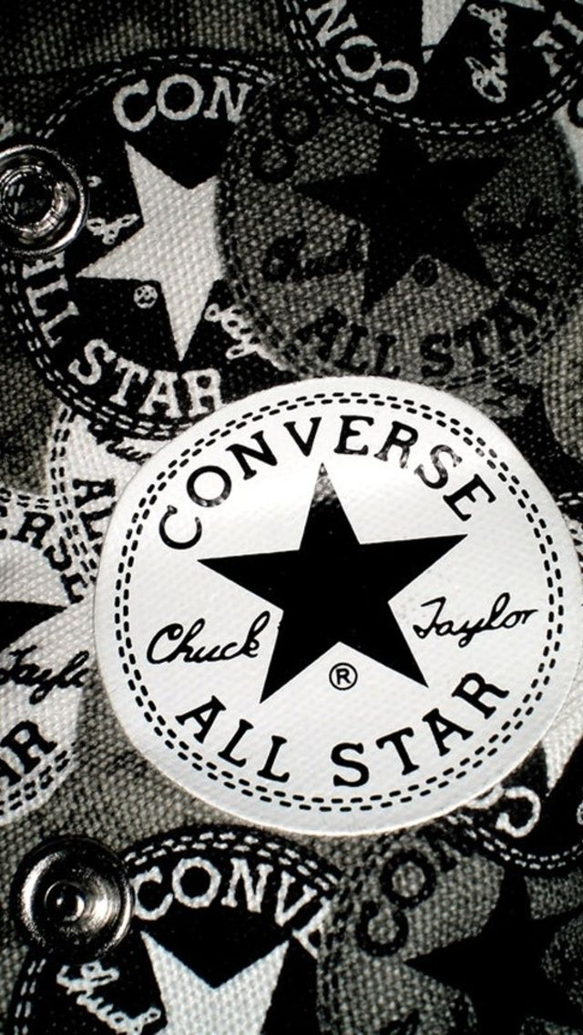Converse All Star Iphone Wallpaper Ruang Seni Kertas Dinding
