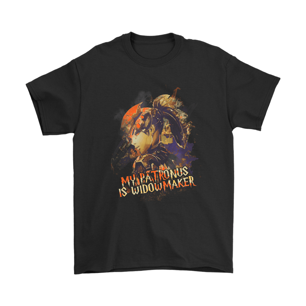 My Patronus Is Widowmaker Overwatch Harry Potter Mashup Shirts – The Daily Shirts