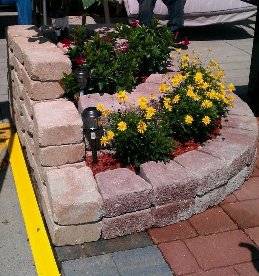 20 fancy diy flower beds ideas for your garden corner