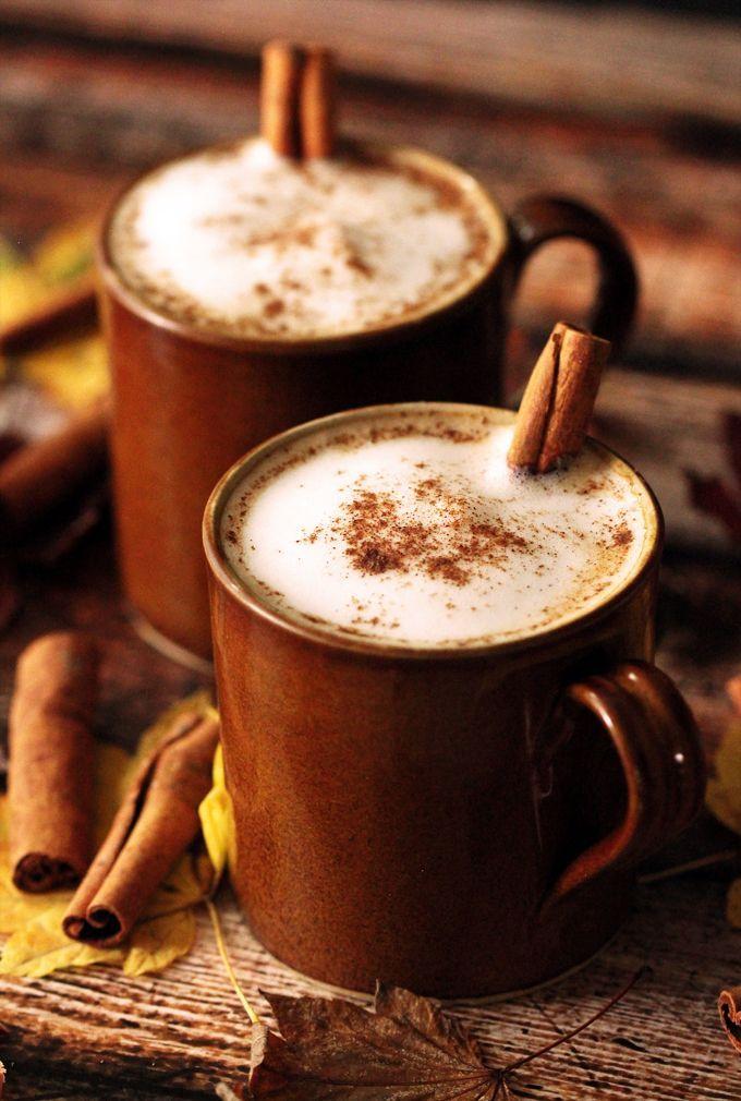 #Recipes | Maple Cinnamon Latte
