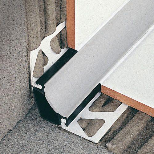 Resin Edge Trim For Tiles Inside Corner Coflex Cr Profilitec Con Imagenes Detalles Arquitectonicos Detalles Constructivos Decoracion De Unas