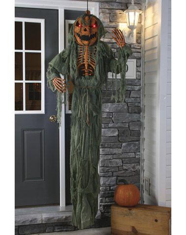78-inch Hanging Posable Pumpkin Skeleton $6999 $3000 USD Build A