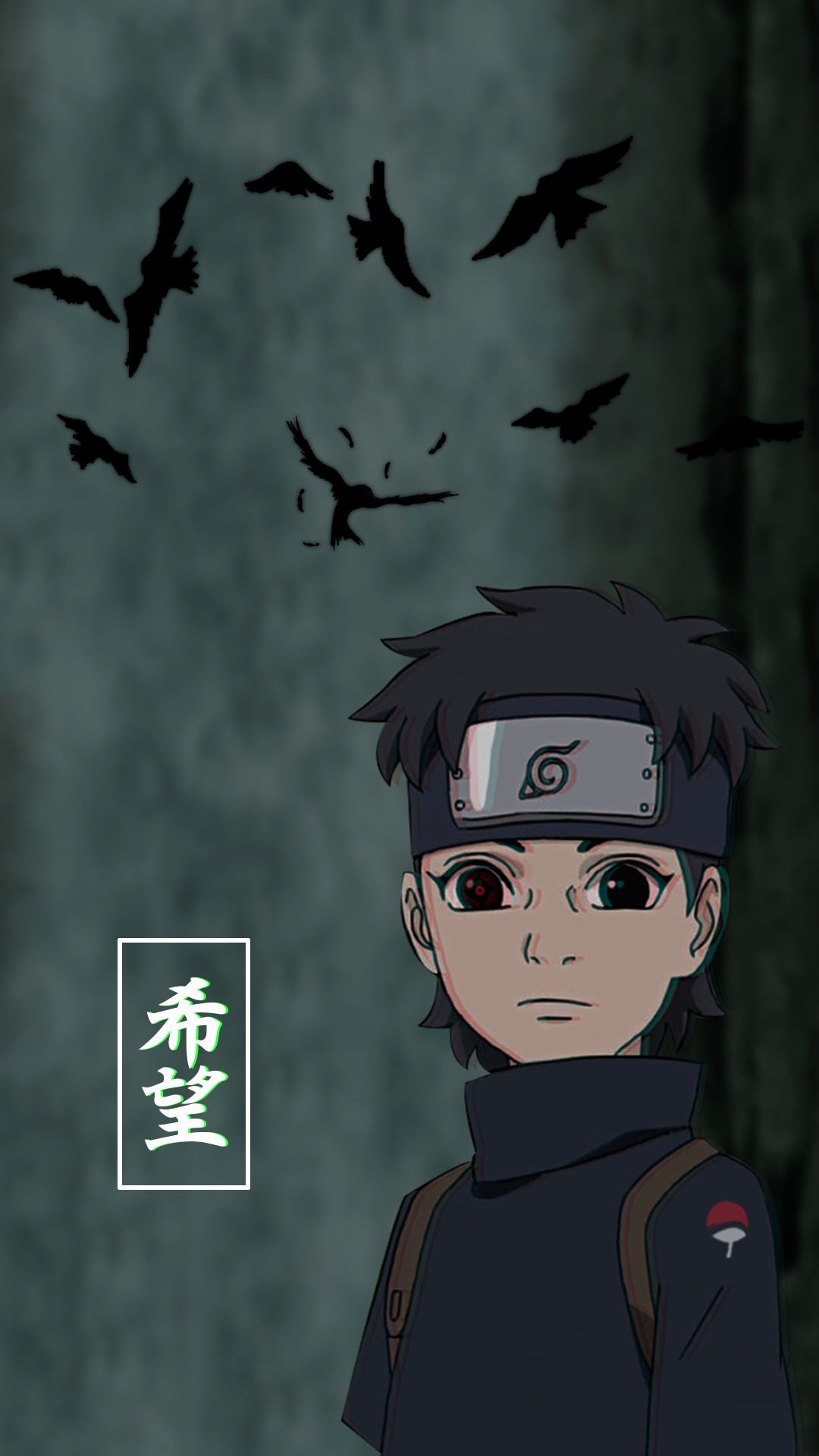 Took A While But Here S A Shisui Wallpaper Naruto Shippuden Anime