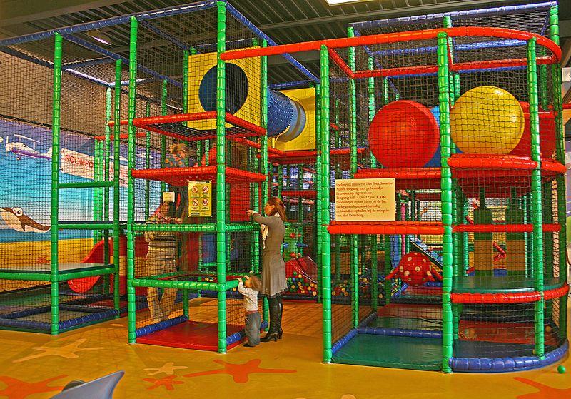 Indoor Speeltuin Hof Domburg BuitenHof