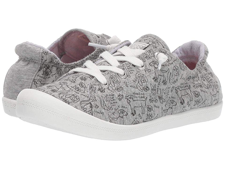 BOBS from SKECHERS Beach Bingo Love Pups Women's Shoes