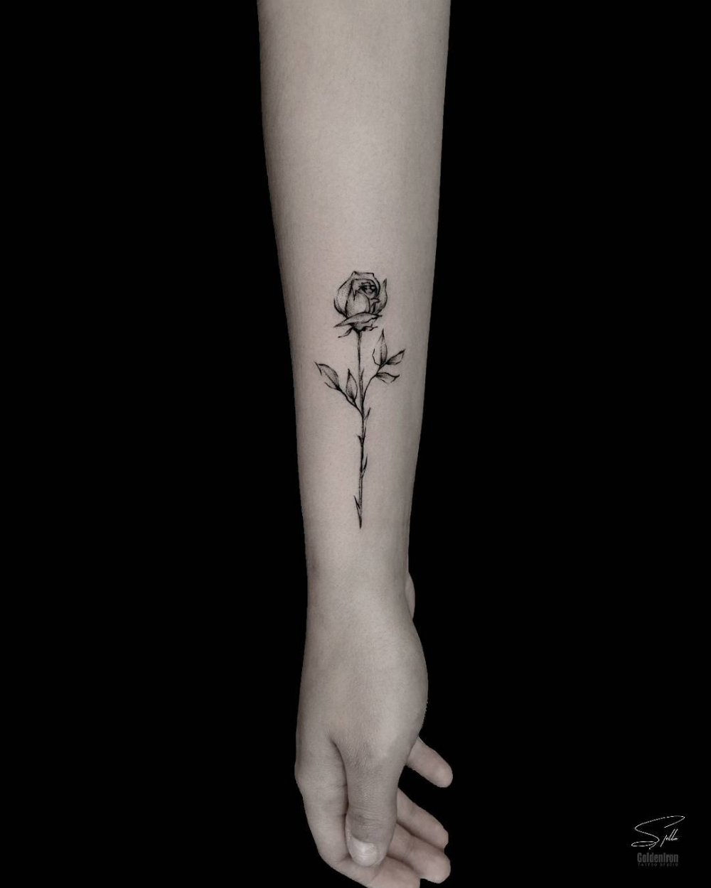 Pin By Rosina Evangoline Cotton On Tattoos Arm Tattoos For Women