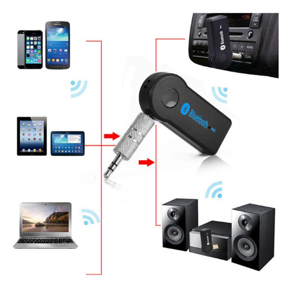 US-Deals Cars Wireless Bluetooth Receiver FM Transmitter 3.5mm MP3 A2DP Kit Home: $7.91 End Date: Tuesday Feb-20-2018 14:04:35…%#USDeals%