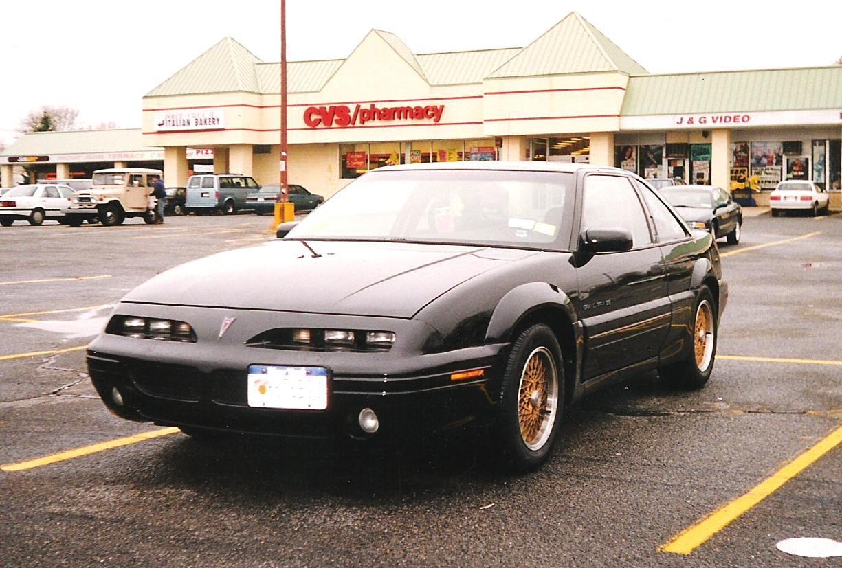 1995 Pontiac Grand Prix SE Coupe