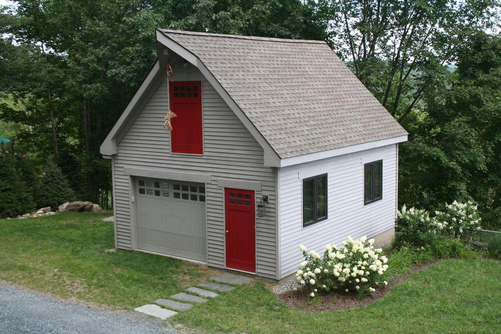 18x22 Cabin Plans
