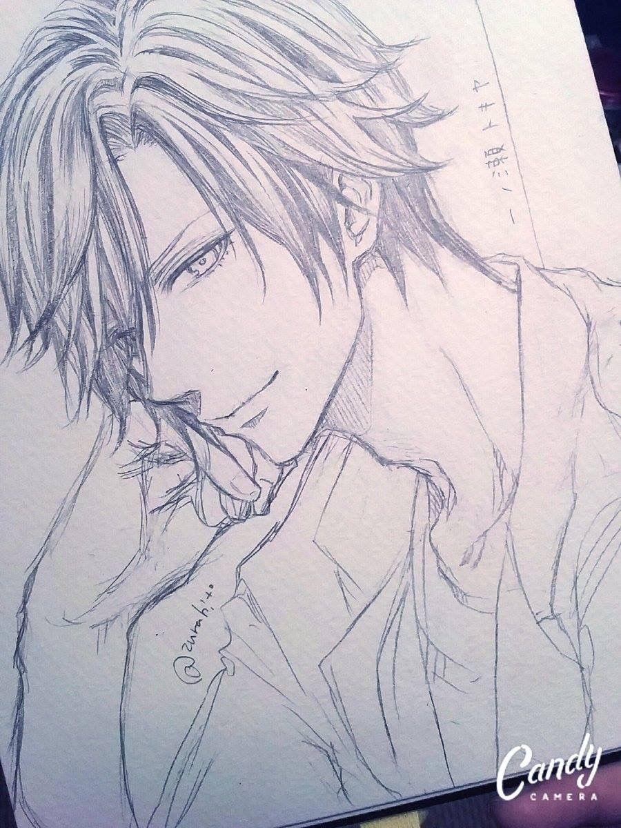 Hot anime drawings