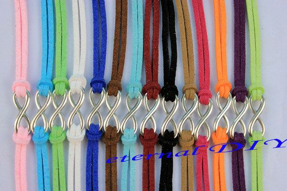 Best sales karma for infinity bracelets silver by eternalDIY, $1.79