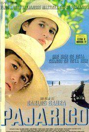 Pajarico ,1997 Spain , by Carlos Saura.  Scene : the kid Manu (Alejandro Martínez )first  is confused and after is repulsed by his tìa Beatriz (María Luisa San José 51-y)