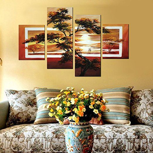 Here you can see beautiful home wall art décor in action. Take a ...