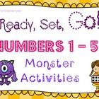 These activities are a great way to introduce math center activities at the beginning of the school year, when your students are learning to count,...