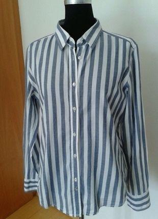 Kaufe meinen Artikel bei #Kleiderkreisel http://www.kleiderkreisel.de/damenmode/blusen/97816064-gestreifte-marc-opolo-bluse