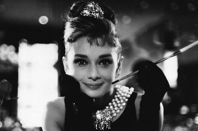 Audrey, Breakfast at Tiffany's