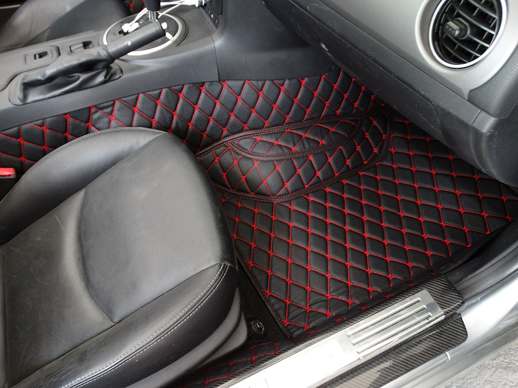 Quilted Floor Mats Premade Material For Miata Nc Mk3 The Ultimate Resource For Mazda Miata Parts Miata Floor Mats Mazda Miata