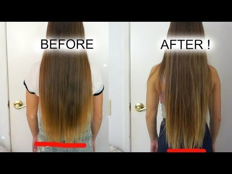 How To Grow 2 4 Inches Of Your Hair In A Week Evin Yalcin Youtube Grow Long Hair How To Grow Your Hair Faster Diy Hair Growth Fast