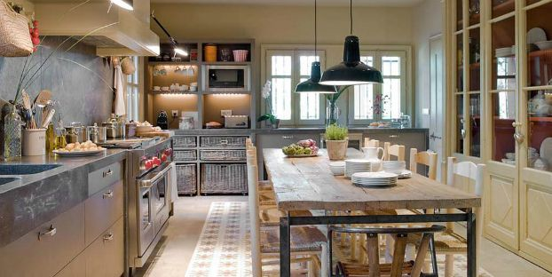 30 Kitchen Designs With Attention To Detail