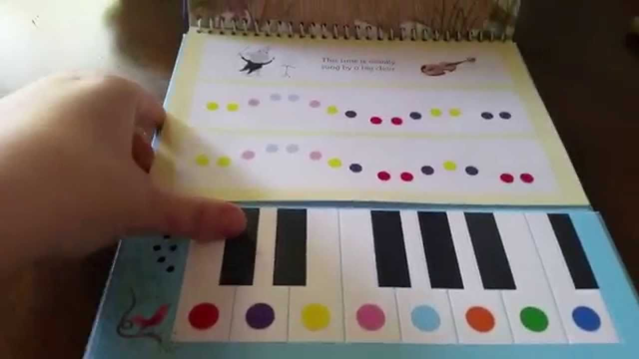 Usborne Books & More: My First Keyboard Book
