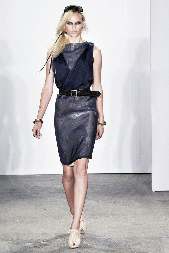 Costello Tagliapietra Spring 2009 Ready-to-Wear Fashion Show - Valeria