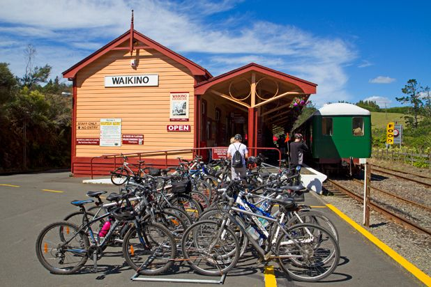 Six Of The Best New Zealand Bike Rides New Zealand Bike Cool