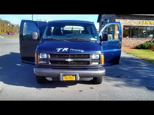 2000 Chevy G3500 Carpet Cleaning Van For Sale 2000 Chevy