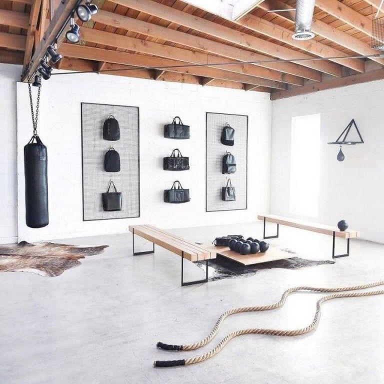 25 amazing home gym design ideas #homegym #homedesign