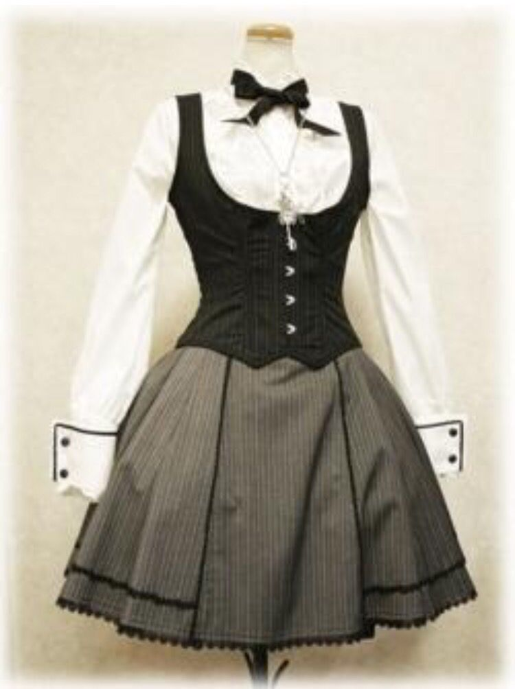 from Malcolm steampunk victorian dress tranny