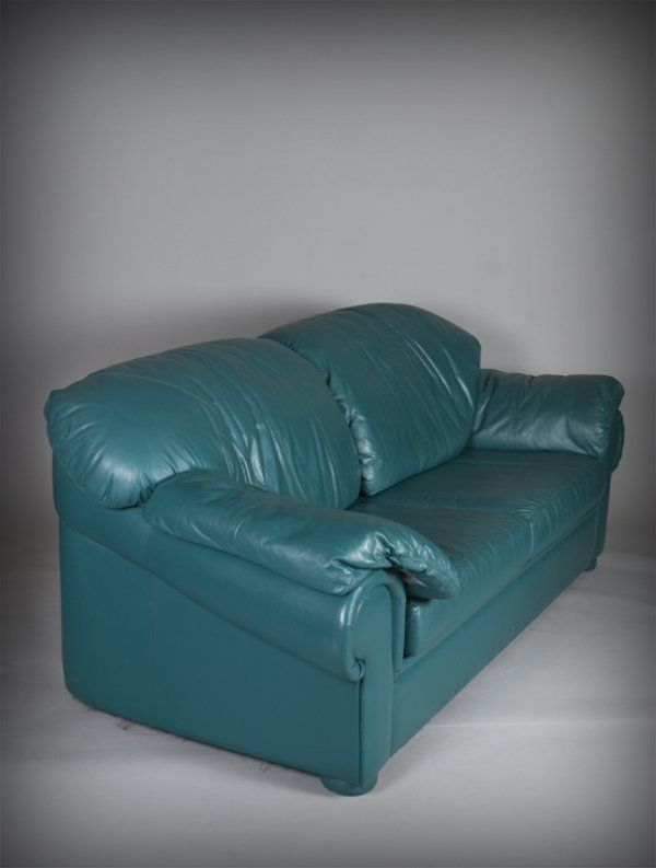 12 Astonishing Turquoise Leather Couch Image Ideas Home