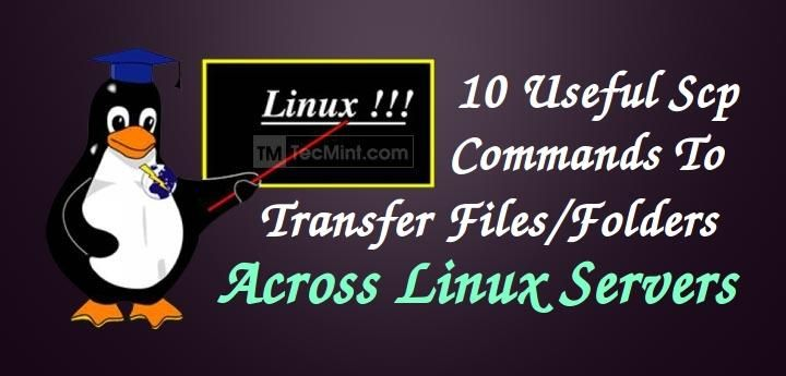 pin by tecmint linux howto s guide on linux command line tricks